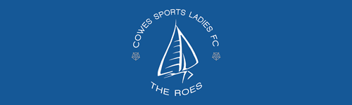 COWES SPORTS LADIES WEBSITE GOES LIVE