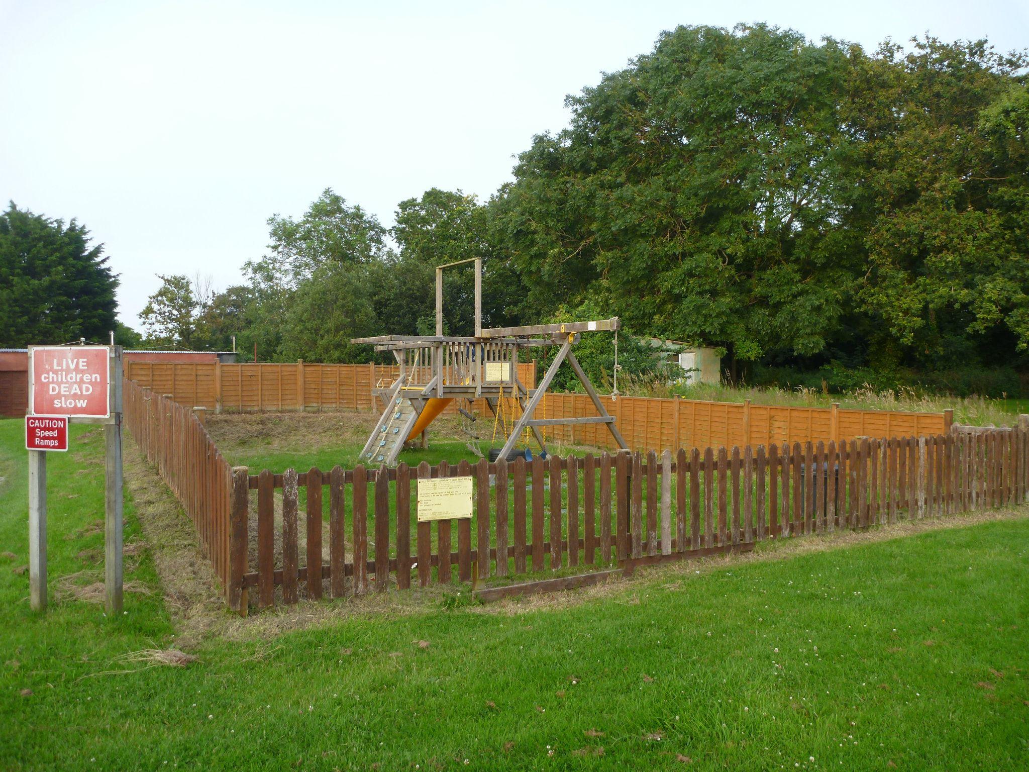 Community Club Children Area