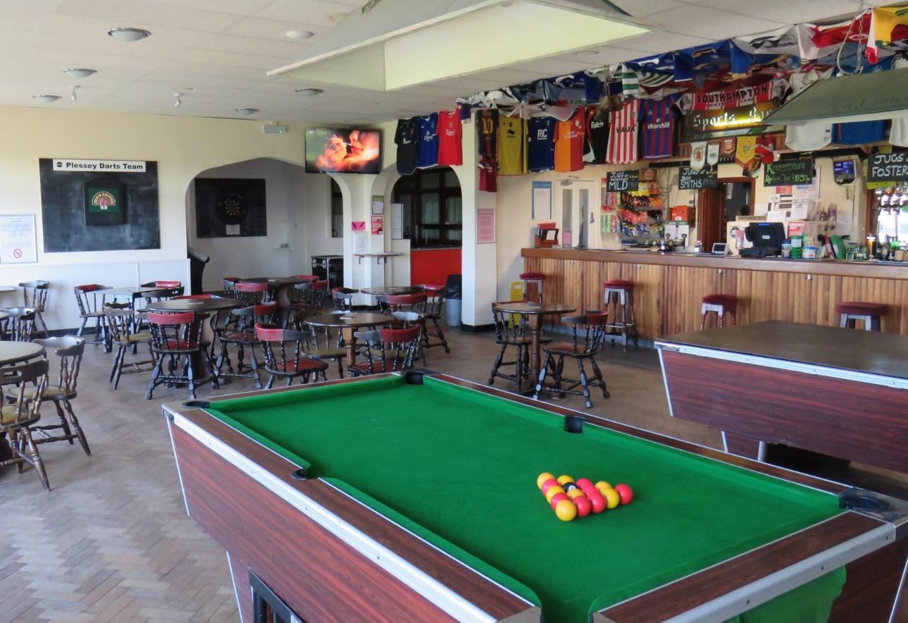 Community Club Clubhouse