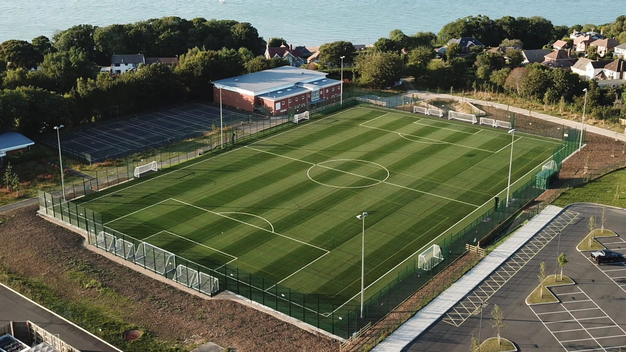 Cowes College 3G Pitch