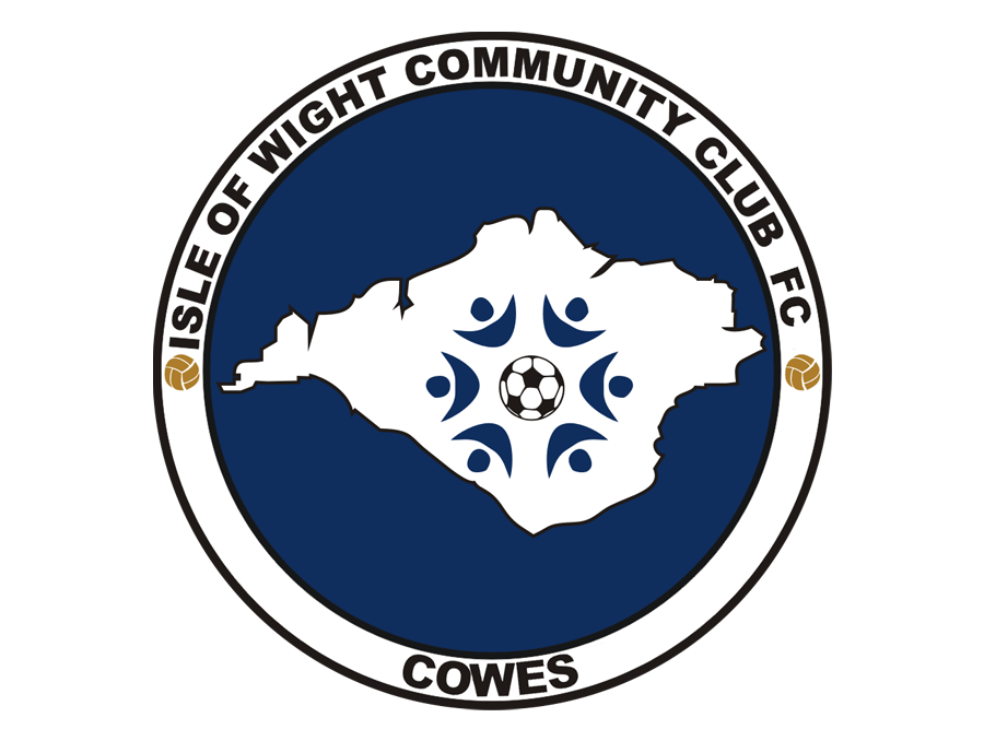 Cowes Ladies Old Club Badge
