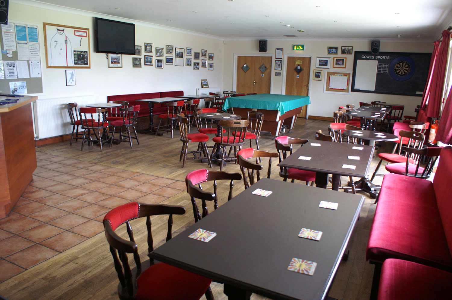 Cowes Sports Clubhouse 2