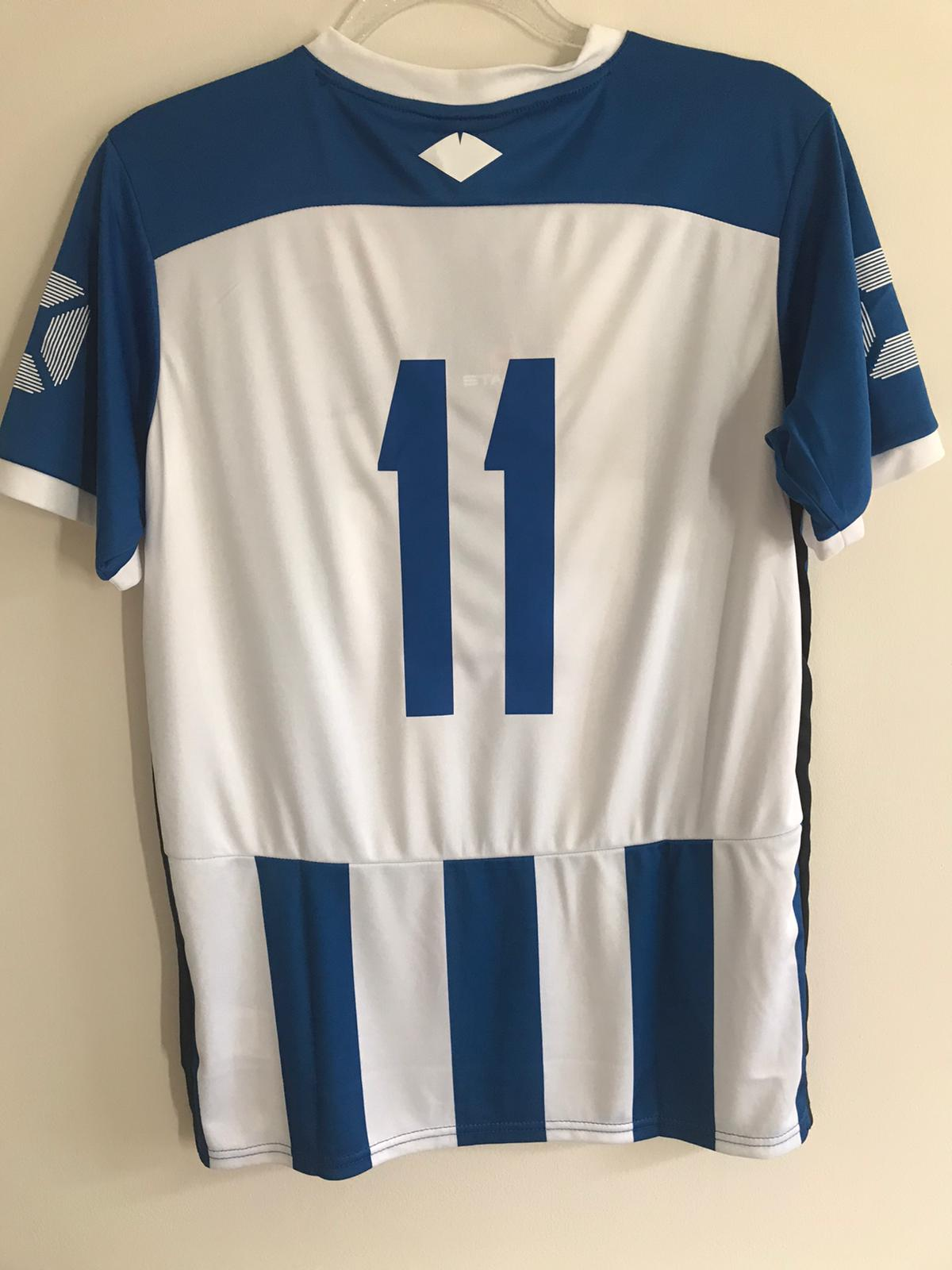 Cowes Sports Ladies Home Kit