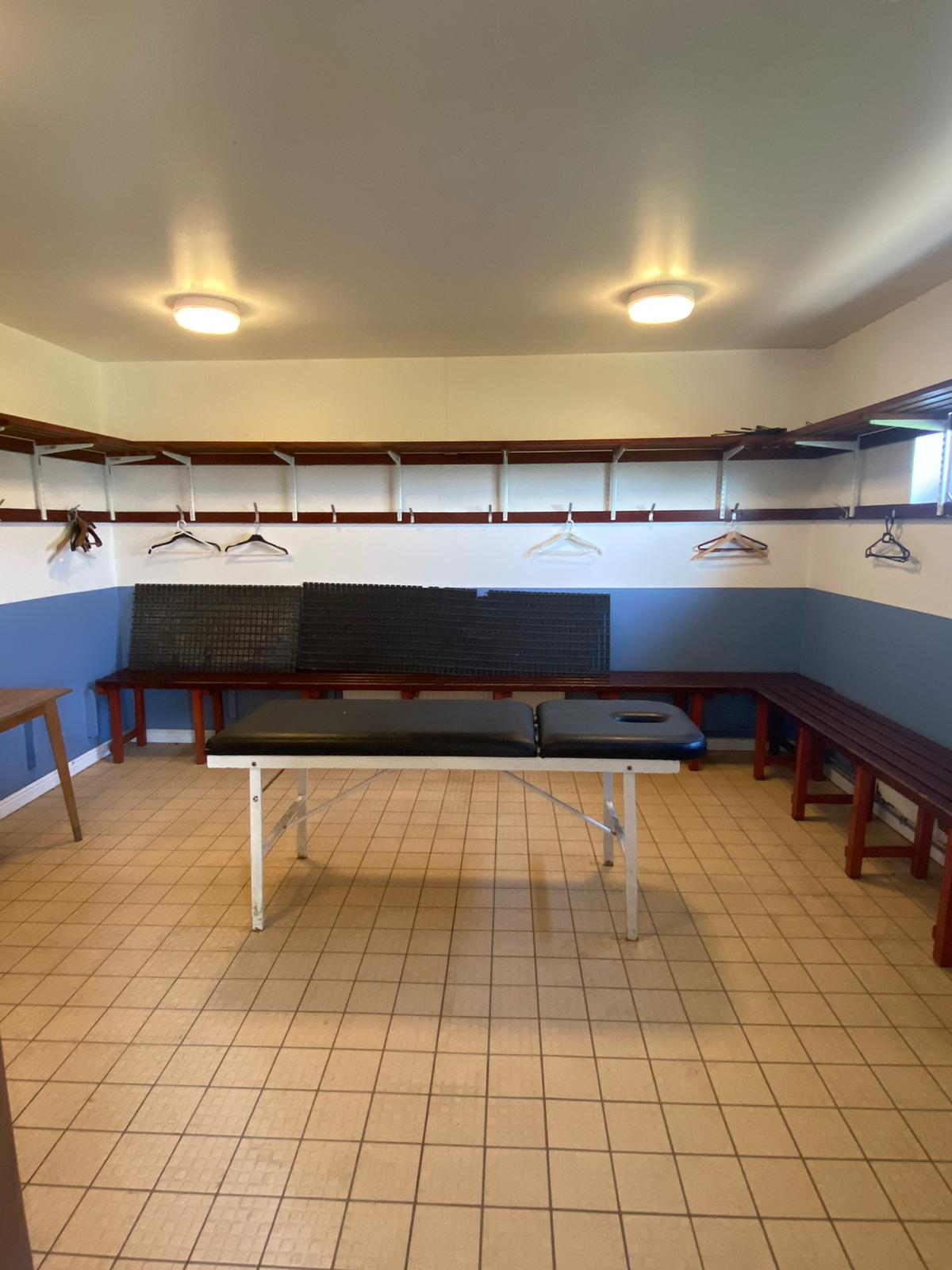 Westwood Park Changing Rooms