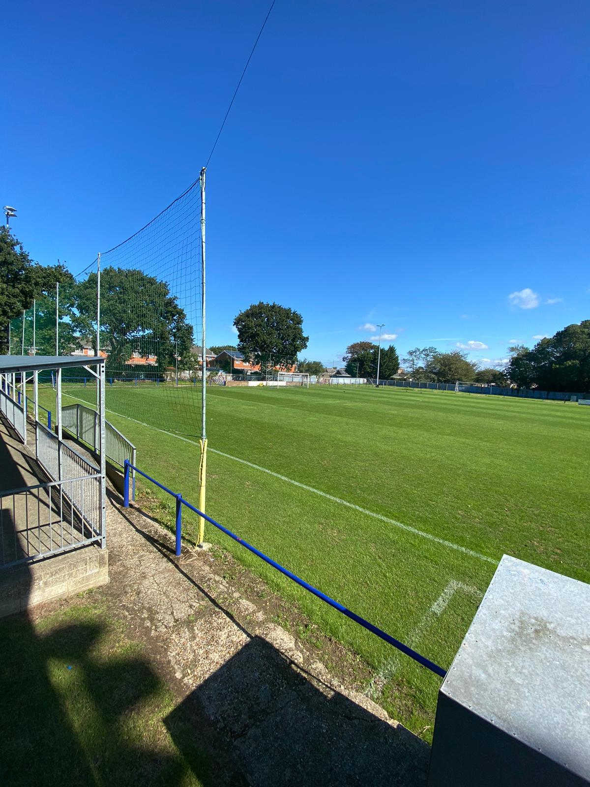 Westwood Park Pitch